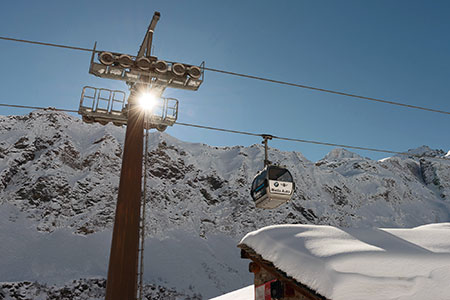 Monterosa anticipates the winter season