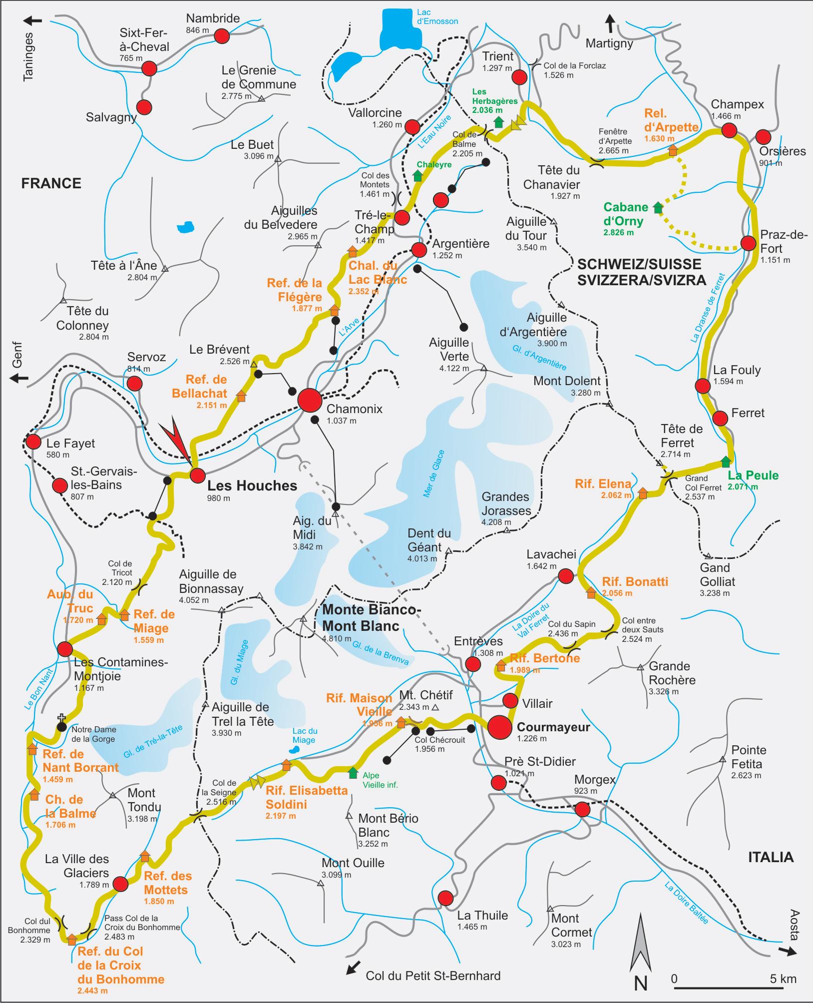 Per Alpes thealpscom