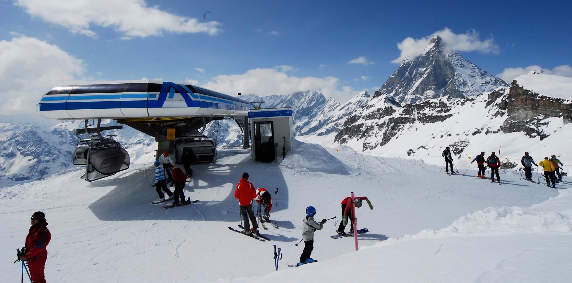 Cervinia skilifts