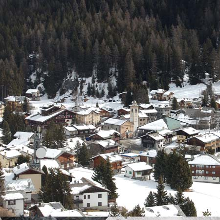 Champoluc in winter