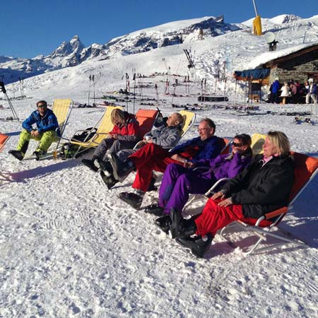 Foreverskiers Champoluc 2015