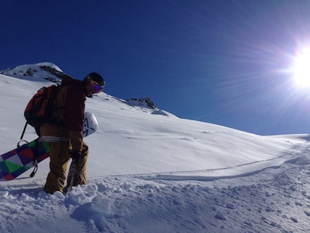 Cervinia freeride