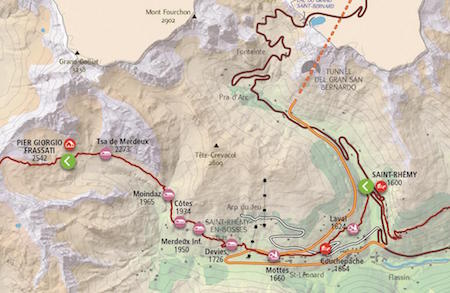 Map15 Saint Rhemy Rifugio Frassati