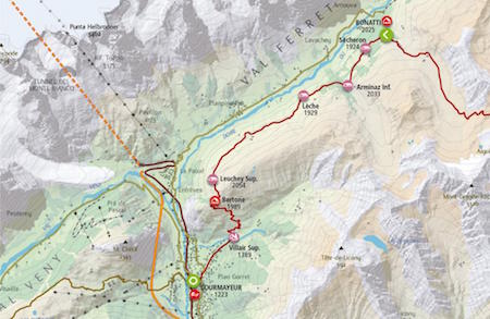 Map17 Bonatti Courmayeur