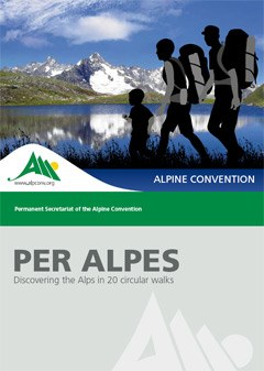Per Alpes guidebook