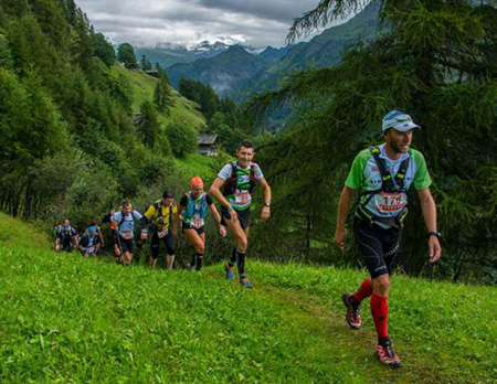 Fifth Edition of Monterosa Walser Trail