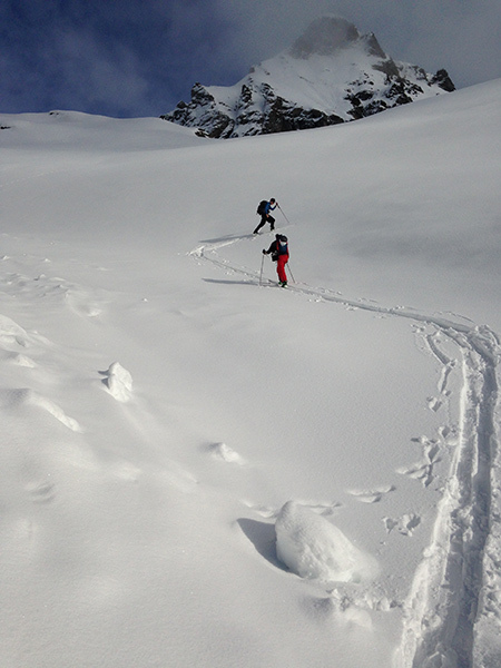 Monterosa Ski introduces a ski pass for ski touring