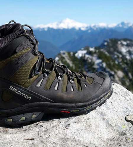 How to choose the perfect trekking boot
