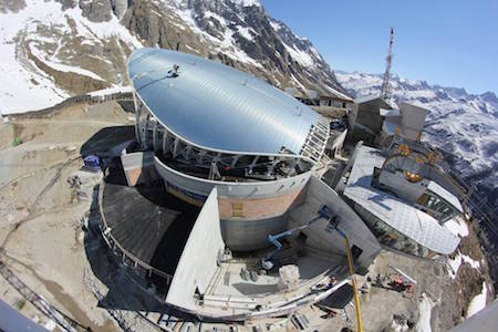 Mont Blanc Skyway cable car