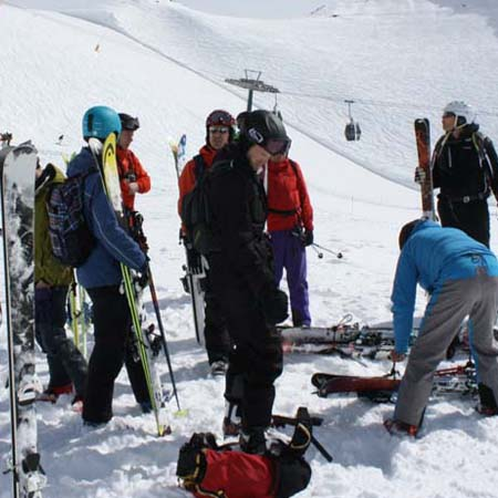 Ski holidays in Monterosa