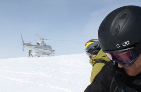 TheAlps Aalgna One day Heli skiing
